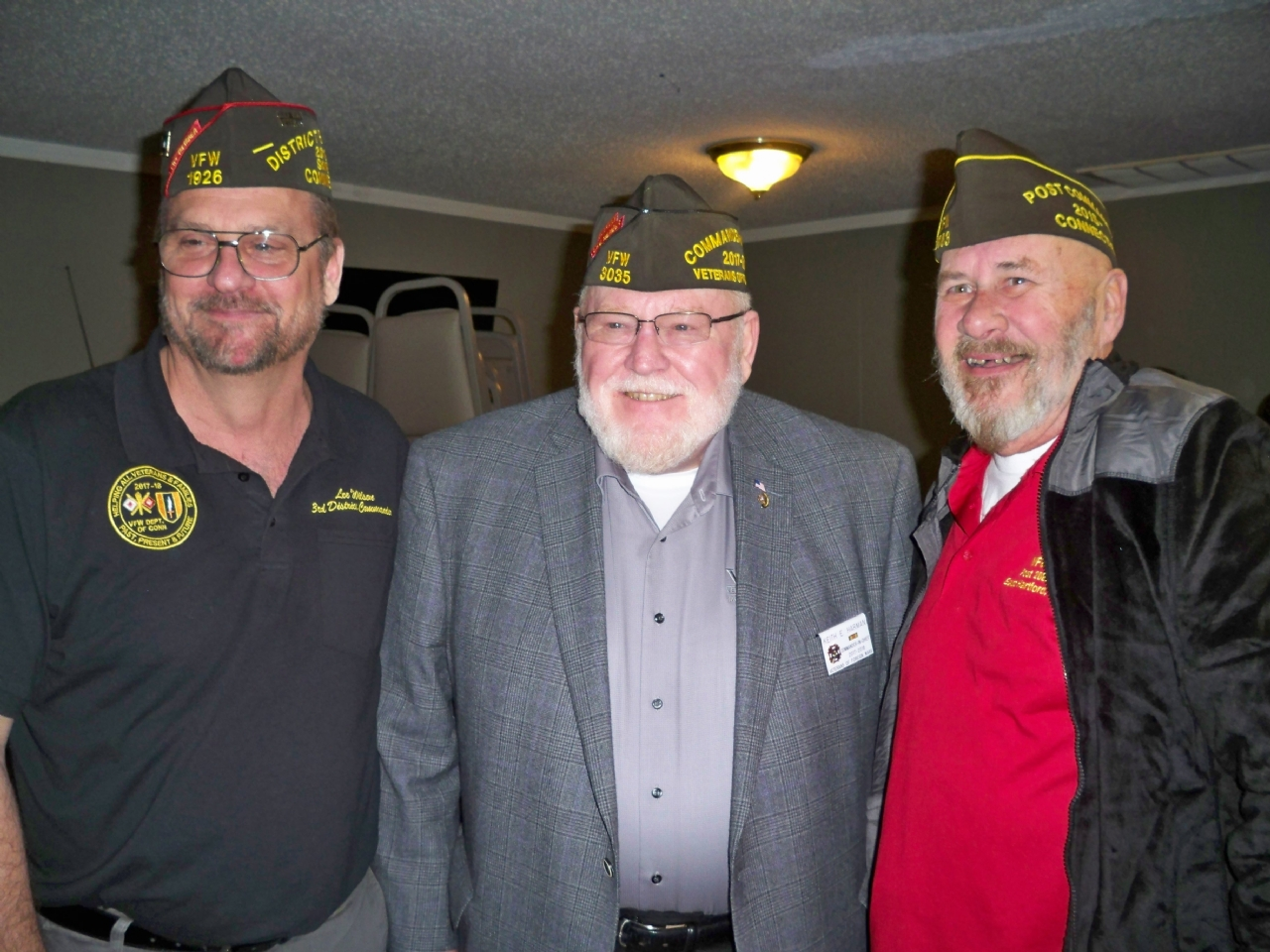 Lee Wilson, 3rd District Commander